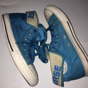 Converse  All Star High Top Youth Size 3 Sneakers
